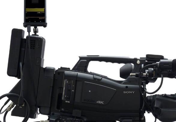 索尼XperiaPro手机兼作5G广播系统和摄像头监视器
